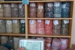 手織り体験4