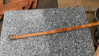 革細工の行程②
