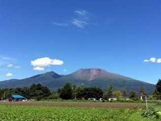 軽井沢の四季